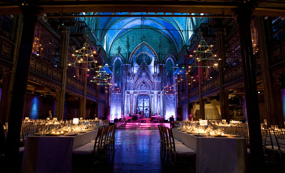 Special events at the angel orensanz foundation new york for Small wedding venues ny